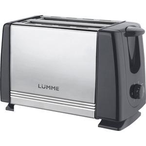 Тостер Lumme LU-1201 серый гранит цена