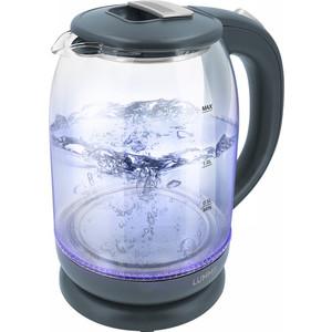 Чайник электрический Lumme LU-142 серый гранит