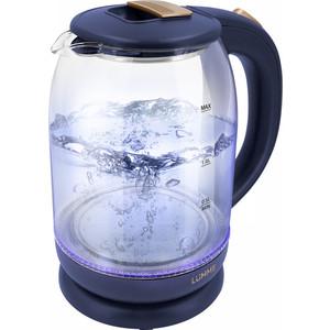 Чайник электрический Lumme LU-142 синий сапфир