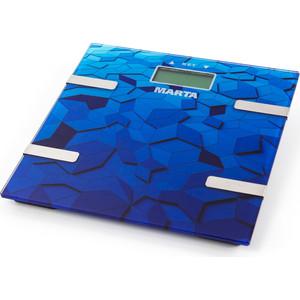 Весы Marta MT-1675 синий сапфир