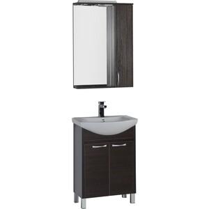 Мебель для ванной Aquanet Донна 60 венге