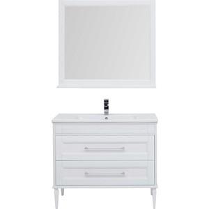 Мебель для ванной Aquanet Бостон 100 ясень мебель ясень