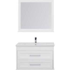 Мебель для ванной Aquanet Бостон 100 белый
