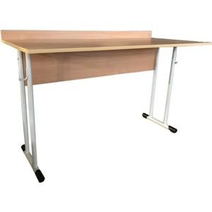 Стол/парта Союз мебель Каркас серый, с крючками для сумок мебель салона маникюрный стол пэрайд 42 цвета