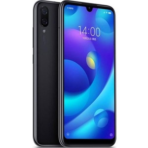 цена Смартфон Xiaomi Mi Play 4/64GB Black онлайн в 2017 году