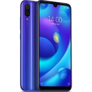 Смартфон Xiaomi Mi Play 4/64GB Blue эргорюкзак xiaomi xiaoyang y0352 60 120cm blue