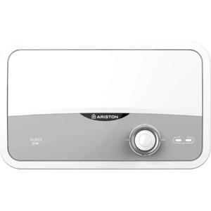 Проточный водонагреватель Ariston AURES S 3.5 COM PL (душ+кран)