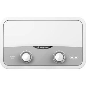 Проточный водонагреватель Ariston AURES SF 5.5 COM (душ+кран)