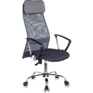 Кресло Бюрократ KB-6SL/DG/TW-12 серый TW-04