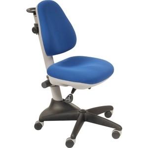 Кресло Бюрократ KD-2/G/TW-10 синий кресло детское бюрократ kd 4 cosmos синий космос cosmos