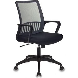 Кресло Бюрократ MC-201-H/DG/TW-11 спинка сетка серый TW-04 сиденье черный стул бюрократ вики dg 15 13 спинка сетка темно серый сиденье темно серый 15 13