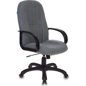 Кресло Бюрократ T-898AXSN/10-128 серый цена и фото