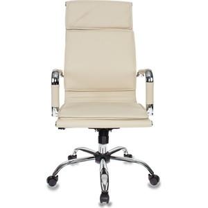 Кресло Бюрократ CH-993/ivory кресло компьютерное бюрократ бюрократ ch 993 low золото