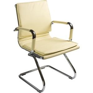 Кресло Бюрократ CH-993-low-V/ivory кресло бюрократ ch 993 low v оранжевый