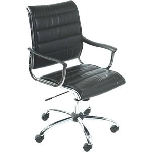 Кресло Бюрократ CH-994AXSN низкая спинка черный