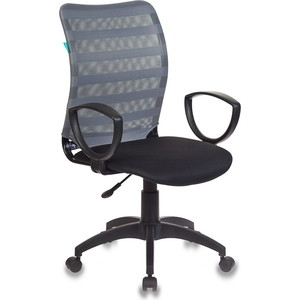 Кресло Бюрократ CH-599AXSN/32G/TW-11 спинка сетка серый