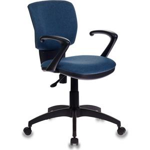 Кресло Бюрократ CH-636AXSN/denim синий цена