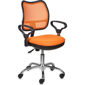 Кресло Бюрократ CH-799SL/OR/TW-96-1 оранжевый