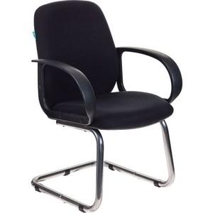Кресло Бюрократ CH-808-low-V/black черный 10-11