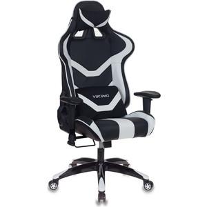 Кресло Бюрократ CH-772N/bl+white кресло для офиса бюрократ ch 213axn bl
