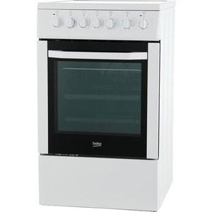 Электрическая плита Beko FFSS 57101 GW все цены