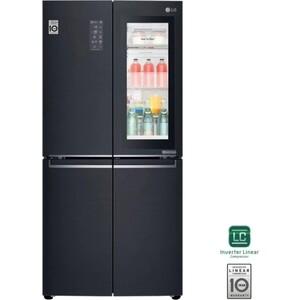 Холодильник LG GC-Q22FTBKL все цены