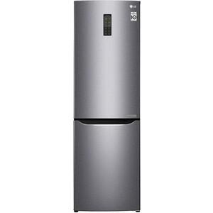 лучшая цена Холодильник LG GA-B379SLUL