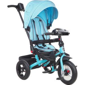 Велосипед 3-х колесный Mini Trike Джинс голубой джинсы женские oodji ultra цвет голубой джинс 12104065 1b 46734 7000w размер 28 32 46 32
