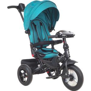 Велосипед 3-х колесный Mini Trike Джинс зеленый