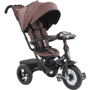 Велосипед 3-х колесный Mini Trike Джинс коричневый