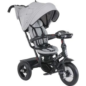 купить Велосипед 3-х колесный Mini Trike Джинс серый дешево
