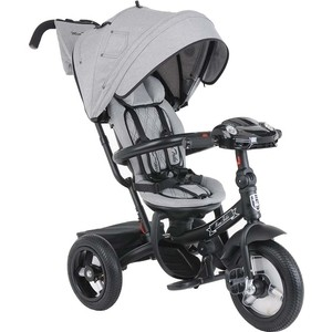Велосипед 3-х колесный Mini Trike Джинс серый