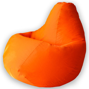 цена на Кресло-мешок DreamBag Оранжевое фьюжн XL 125x85