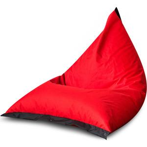 Кресло DreamBag Пирамида красно-черная