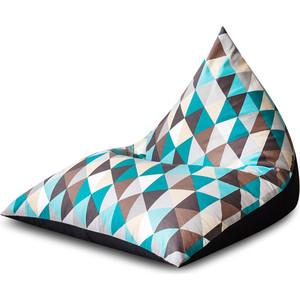 Кресло DreamBag Пирамида изумруд printio пирамида