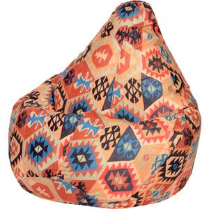цена на Кресло-мешок DreamBag Мехико оранжевое 3XL 150x110