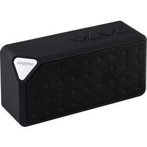 Портативная колонка Digma S-20 black цена и фото