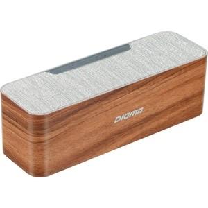 Портативная колонка Digma S-42 wood