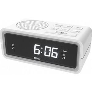 Радиоприемник Ritmix RRC-606 white универсальный пульт ду для тв rolsen rrc 120 rrc 120