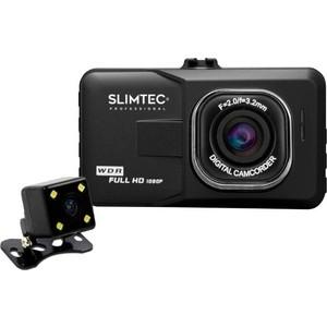 цена на Видеорегистратор SLIMTEC Dual F2