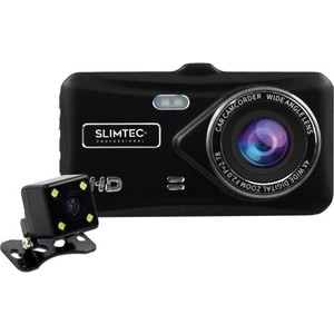 Видеорегистратор SLIMTEC Dual X5 видеорегистратор slimtec dual s2