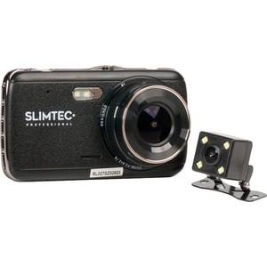 Видеорегистратор SLIMTEC Dual S2 Mega pack видеорегистратор slimtec dual s2
