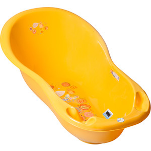 Ванночка Tega 102см FOLK желтый FL-005-113