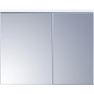 Зеркальный шкаф Акватон Брук 80 с подсветкой (1A200602BC010) зеркальный шкаф roca etna 80 с подсветкой 857304445 дуб верона
