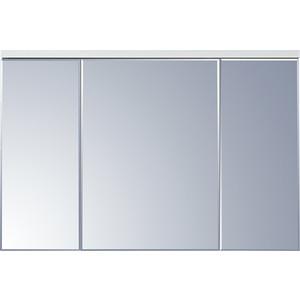 Зеркальный шкаф Акватон Брук 120 с подсветкой (1A200802BC010)