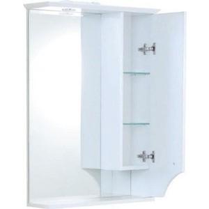 Зеркало-шкаф Акватон Элен 65 механизм доводчика, с подсветкой белый (1A219002EN010)