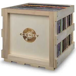Ящик для хранения винила CROSLEY AC1004A-NA (вмещает до 75 альбомов)