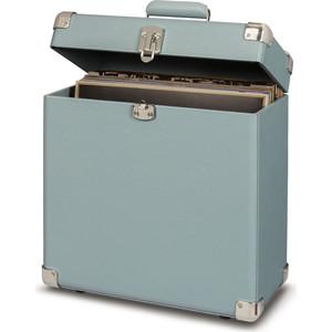 Кейс для хранения винила CROSLEY CR401-WS white sand (вместимость 30+ альбомов)