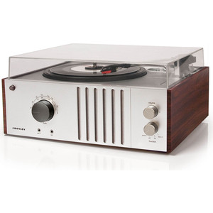 Виниловый проигрыватель CROSLEY PLAYER (FM-AM) studebaker sb6052 wooden turntable with am fm radio