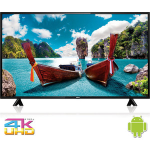 LED Телевизор BBK 55LEX-6058/UTS2C телевизор 55 bbk 55lex 6039 uts2c 4k uhd 3840x2160 smart tv черный